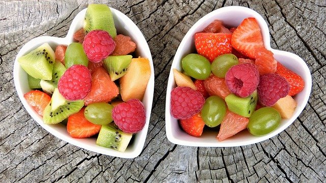 Fruit salad - lunch box recipe for kids
